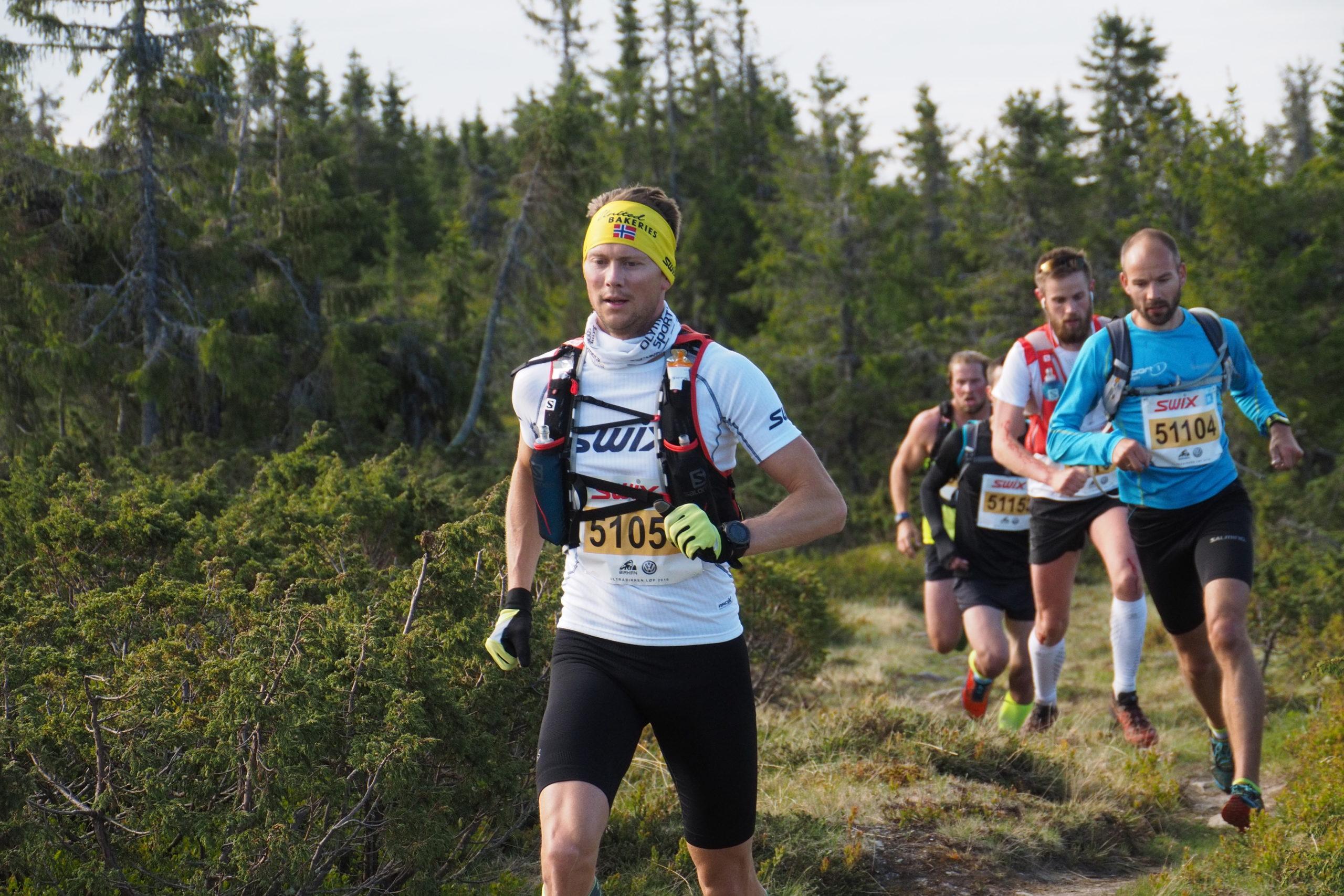 Deltagere Birken løp